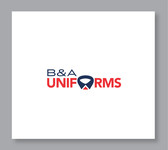 B&A Uniforms Logo - Entry #30