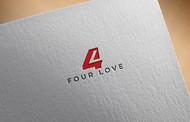 Four love Logo - Entry #376