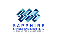 Sapphire Shades and Shutters Logo - Entry #11