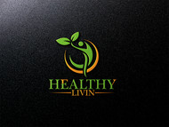 Healthy Livin Logo - Entry #305