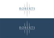Roberts Wealth Management Logo - Entry #64