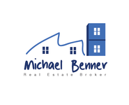 Michael Benner, Real Estate Broker Logo - Entry #83