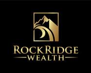 Rock Ridge Wealth Logo - Entry #134