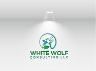 White Wolf Consulting (optional LLC) Logo - Entry #165