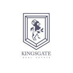 Kingsgate Real Estate Logo - Entry #84