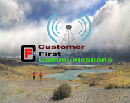 Customer First Communications Logo - Entry #66