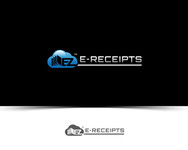 ez e-receipts Logo - Entry #108