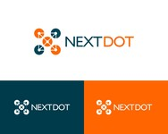Next Dot Logo - Entry #392