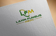 Lawn Fungus Medic Logo - Entry #8