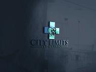 City Limits Vet Clinic Logo - Entry #134
