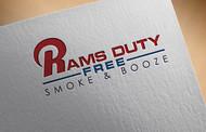 Rams Duty Free + Smoke & Booze Logo - Entry #60
