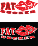 Fat Sucker Logo - Entry #61