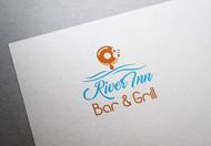 River Inn Bar & Grill Logo - Entry #36