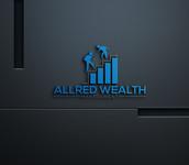 ALLRED WEALTH MANAGEMENT Logo - Entry #529