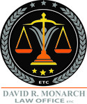 Law Offices of David R. Monarch Logo - Entry #141