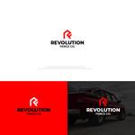 Revolution Fence Co. Logo - Entry #386