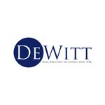 """""""DeWitt Insurance Agency"""" or just """"DeWitt"""" Logo - Entry #208"""