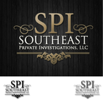 Southeast Private Investigations, LLC. Logo - Entry #56