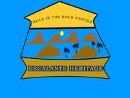 Escalante Heritage/ Hole in the Rock Center Logo - Entry #104