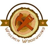 Wisemen Woodworks Logo - Entry #80