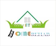 At Home Rehab Logo - Entry #47