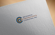 Mechanical Construction & Consulting, Inc. Logo - Entry #122