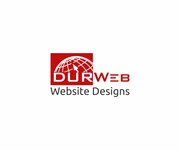 Durweb Website Designs Logo - Entry #127