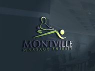 Montville Massage Therapy Logo - Entry #177