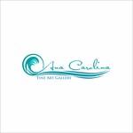 Ana Carolina Fine Art Gallery Logo - Entry #35