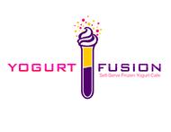 Self-Serve Frozen Yogurt Logo - Entry #8