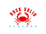 Rock Solid Seafood Logo - Entry #143