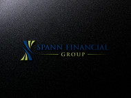 Spann Financial Group Logo - Entry #437