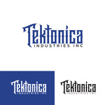 Tektonica Industries Inc Logo - Entry #93