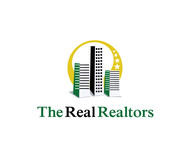 The Real Realtors Logo - Entry #90