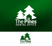 The Pines Dental Office Logo - Entry #24