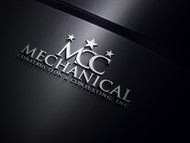 Mechanical Construction & Consulting, Inc. Logo - Entry #110