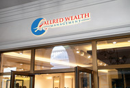 ALLRED WEALTH MANAGEMENT Logo - Entry #948