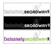 ExclusivelyBroadway.com   Logo - Entry #4