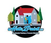 uHate2Paint LLC Logo - Entry #37