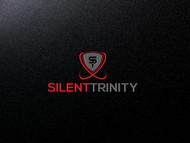 SILENTTRINITY Logo - Entry #132