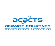 Dermot Courtney Behavioural Consultancy & Training Solutions Logo - Entry #124