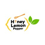 Piping Peach, Honey Lemon Pepper Logo - Entry #52