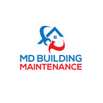 MD Building Maintenance Logo - Entry #103