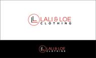 Lali & Loe Clothing Logo - Entry #113