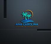 Ana Carolina Fine Art Gallery Logo - Entry #133
