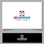 EMS Supervisor Sim Lab Logo - Entry #89
