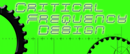 Critical Frequency Logo - Entry #122
