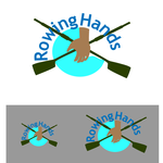 Rowing Hands Logo - Entry #42
