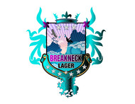 Breakneck Lager Logo - Entry #20