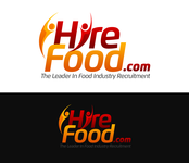 iHireFood.com Logo - Entry #75